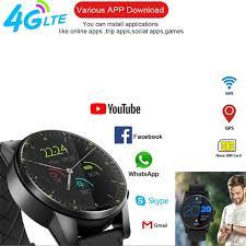 <b>Rogbid</b> Brave 3GB 32GB Smartwatch Men 1360mAh Battery Dual ...