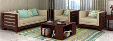 shop now wooeden sofa sets living room furniture pune