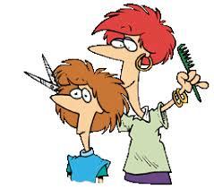 Résultats de recherche d'images pour «coiffeurs dessins»