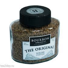 <b>Кофе</b> Бурбон <b>Оригинал</b> 100 гр cтекло купить по цене 232 руб.