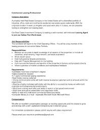 leasing agent job description for resume samples of resumes leasing agent job description for resume template djui8