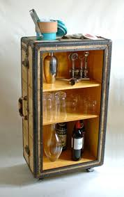 3 retro furniture vintage trunk bar bar trunk furniture