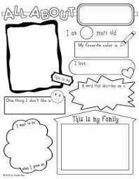 Peste 1000 de idei despre All About Me Worksheet pe Pinterest ...Pam Hyer: All About Me Poster