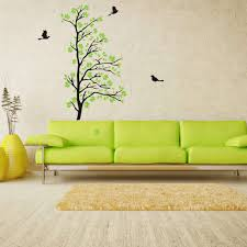 sun wall decal trendy designs: modern tree wall decals for nursery design idea amp decors