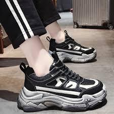 <b>DORATASIA New INS Hot</b> Ladies Fashion Dirty Style Sneakers ...