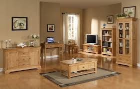 Wooden Living Room Furniture Modern Light Oak Living Room Furniture House Decor