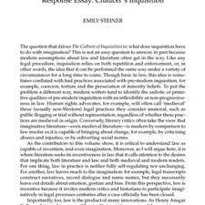 literature comparison essay example at  essays com euliterature comparison essay example pic