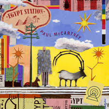 Egypt Station by <b>Paul McCartney</b> - Out Now!