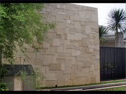 tembok batu alam minimalis: Model batu alam rumah minimalis inilah contoh desain rumah