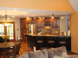 small open designs building small open kitchen without divider small open kitchen design