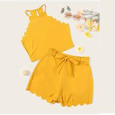 Fashion Two piece set <b>Women Summer Beach</b> Crop Top Party <b>Short</b> ...