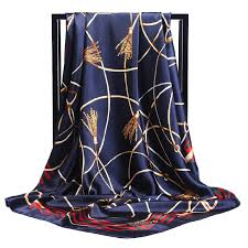 <b>Fashion Flower</b> Print Scarf – Modest101