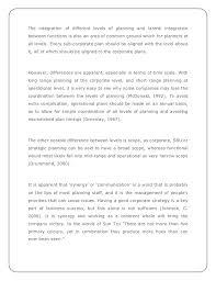 essay marketing strategic marketing management essay