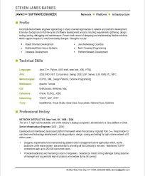 software developer resume sample  software developer resume sample