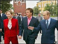 Image result for red square moscow paul mccartney
