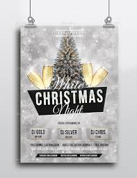 white christmas flyer by tfdesignstudio graphicriver white christmas flyer hanging png