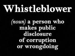 Resultat d'imatges de whistleblowers