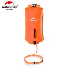 Naturehike 28L Inflatable <b>Waterproof Swimming Bag</b> Swimming ...