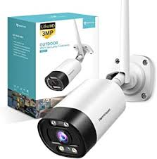 WiFi Outdoor Security Camera - Amazon.ca