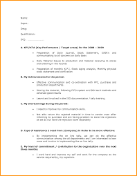 employee self evaluation examples letter format mail employee self evaluation examples