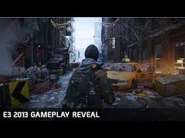 <b>Tom Clancy's The</b> Division - E3 Gameplay reveal [EUROPE ...
