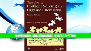 epub the art of problem solving in organic chemistry by 00 30