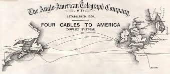 Image result for worldwide telegraph cable industry