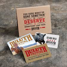 Gift Card | Duluth Trading Company