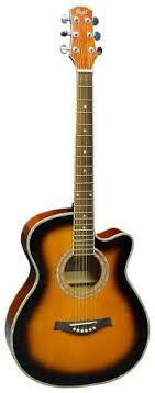 <b>Акустическая гитара Flight F-230C</b>/SB | Купить с доставкой | My ...