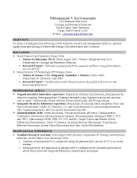 duquesnes curriculum vitae access full source examples of resumes for internships