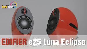 Обзор мультимедийной акустической системы <b>Edifier</b> e25 Luna ...