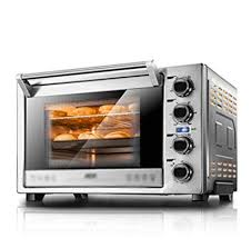 WPQW <b>Electric</b> Oven <b>Household</b> All <b>Stainless</b> Steel <b>Double</b>-sealed ...