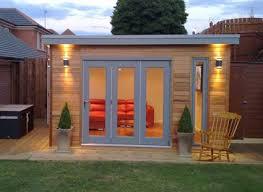 backyard home office. building your home office studio kit yourself backyard