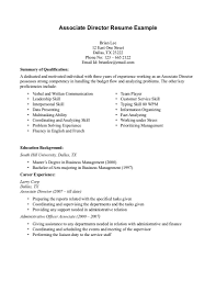Experience Entry Level Resume No Experience
