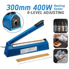 <b>Home</b> Electric Hand Impulse Heat Sealing Vacuum <b>Food</b> Plastic ...