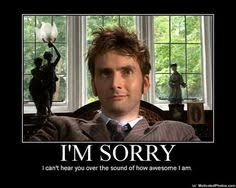 Tenth Doctor Who on Pinterest | Tenth Doctor, Doctor Who and 10th ... via Relatably.com