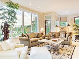 beautiful luxury living room with lake view beautiful living rooms living room