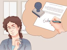 ways to get a job a criminal record wikihow write an affidavit