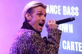 Aaron Carter is 'not suicidal' after wellness check from police - AOL ...