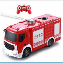 2,4G <b>радиоуправляемая пожарная машина</b>, дистанционное ...