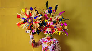 A Photographer's Vision Of The Magical <b>Masks</b> Of <b>Mexico</b> : Goats ...