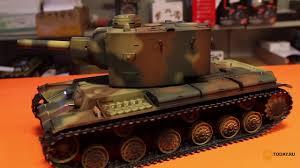 Распаковка <b>танка</b> Torro Russia КВ-2 (пневматическая пушка) [rc ...