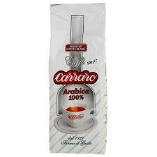 <b>Кофе в зернах</b> Сaffe <b>Carraro</b> 100% Arabica 500 г - отзывы ...