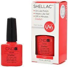 <b>CND Shellac</b> - <b>Tropix</b> 7.3ml/0.25 fl oz: Amazon.co.uk: Beauty