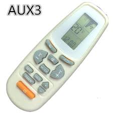 <b>Air Conditioner air conditioning</b> remote control suitable for aux KT ...