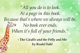 Image result for roald dahl quotes clipart