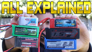 How to Choose the right <b>drone battery</b>! C-Rating? Mah? Cells? All ...
