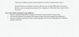 bhs yr english coolstuffschool the essay question click