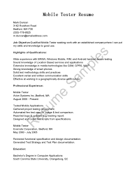 qa test lead resume sample cipanewsletter cover letter sample qa test technician resume sample qa test
