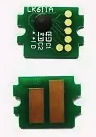 Чип для Kyocera Ecosys M8124cidn/M8130cidn (TK-8115Y) <b>Yellow</b> ...